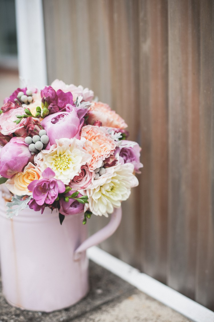 brides bouquet Kerry Scofield