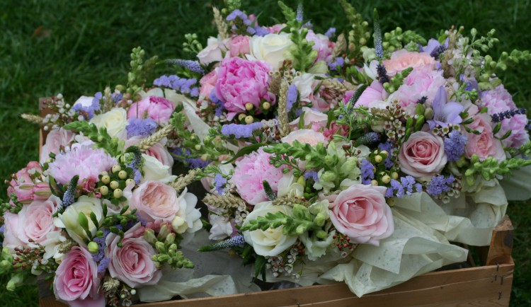 box of bouquets