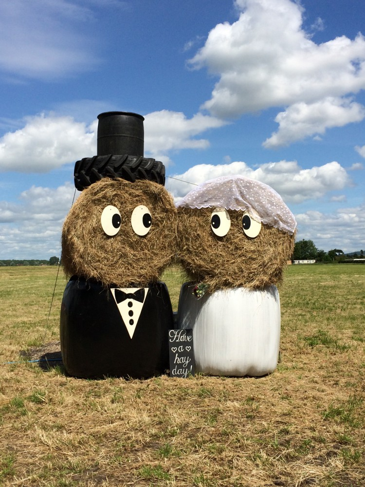 A Vintage Country Wedding Hannah And Chris At Framilode