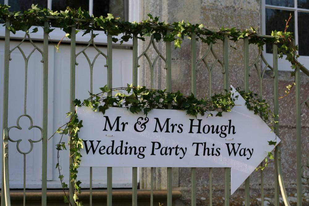 Elmore court wedding flowers