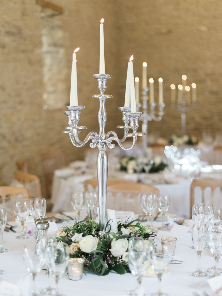 candelabra table centre