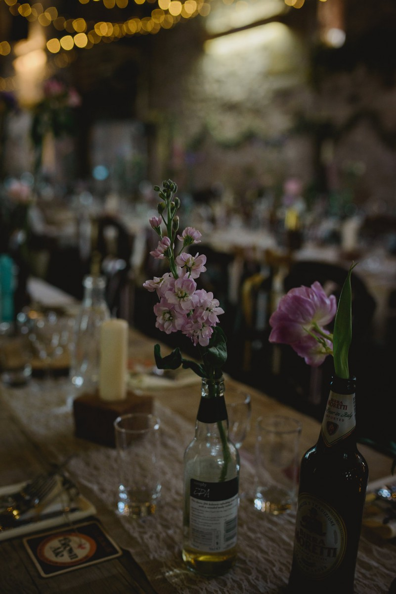 Lyde court wedding flowers