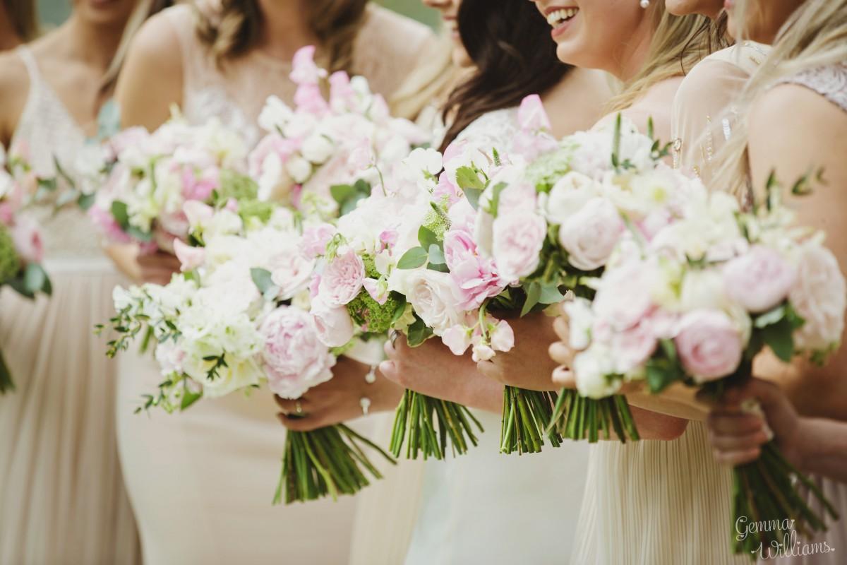Wedding flowers Herefordshire