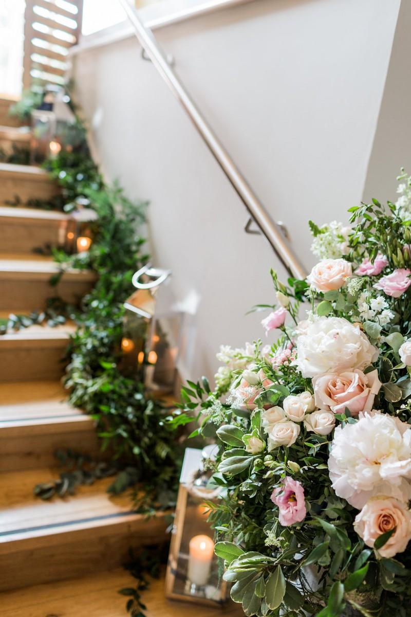 Jenny fleur Mill Barns wedding venue
