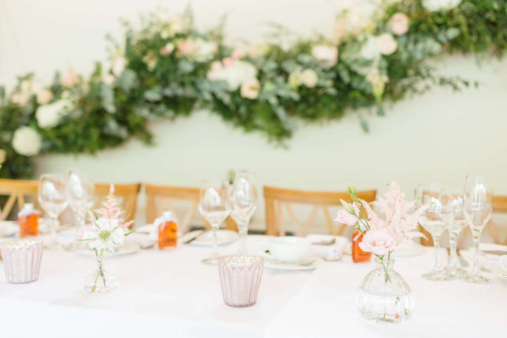 top table wedding decor