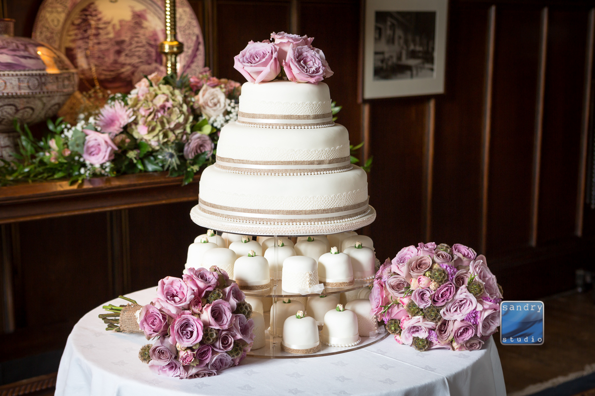 tradition behind wedding cake cutting fairytales and flowers rachael and chris at eastnor 21221