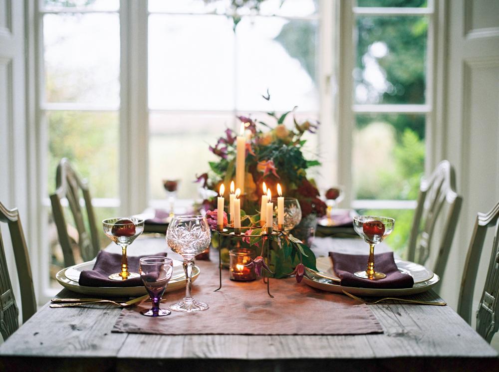 English Autumn Feast
