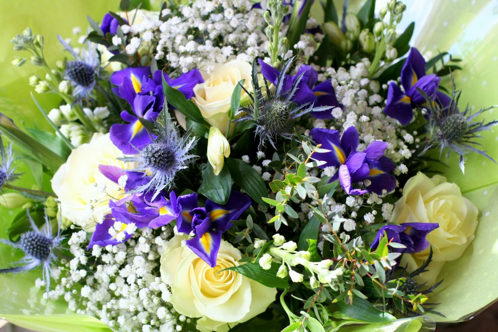 Mothers day gift bouquet by Jenny Fleur
