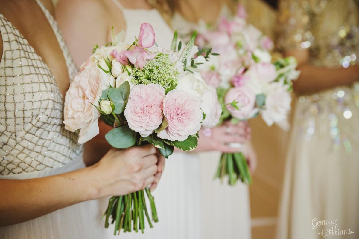 Herefordshire wedding flowers